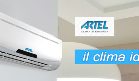 climatizzatori artel