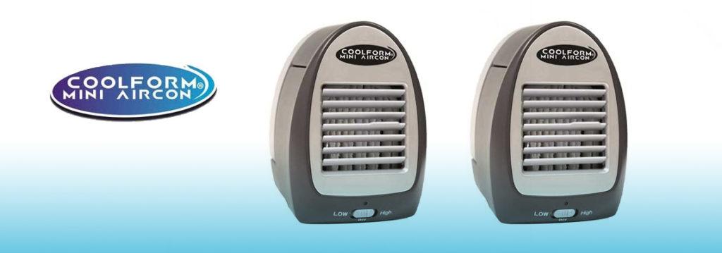 Coolform Mini Aircon condizionatore portatile