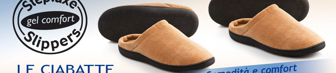 stepluxe slipper