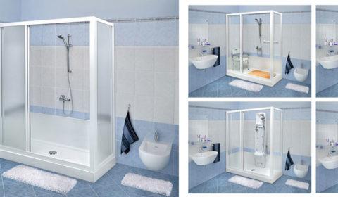 Remail trasforma la vasca in doccia telesubito